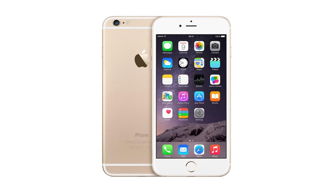 iPhone 6. Min sisteiPhone?