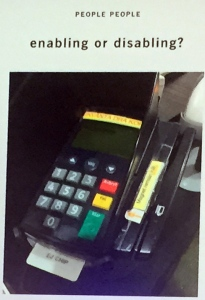 Betalingsterminalen