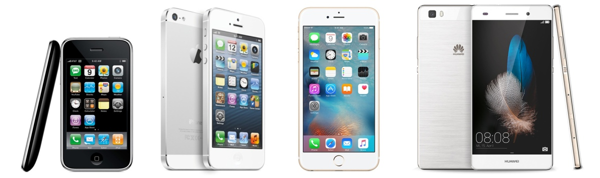 Den vanskelige veien fra iPhone tilAndroid