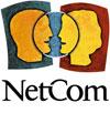 Netcom logo år 2000