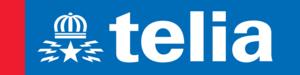 Telia logo 1993–2000