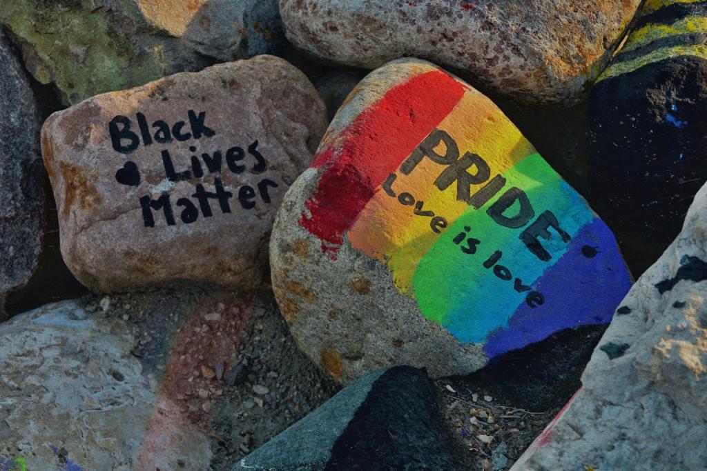 Pride! Love is love.